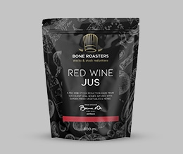 Red Wine Jus 300 ml Pouch