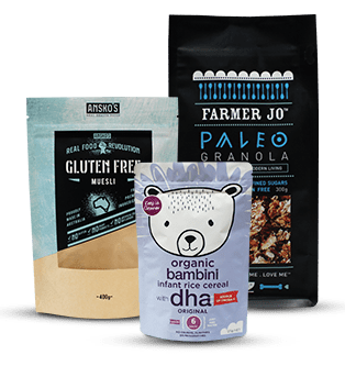 Health And Wellness Flexible Packaging