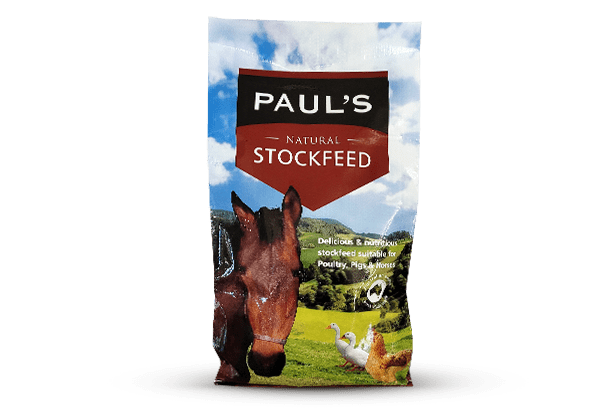 Paul's Natural Stockfeed Woven PP Bags