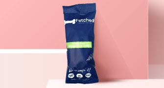 SINGLE POLYMER RECYCLABLE FILM POUCH MADE IN AUSTRALIA Fetched Co