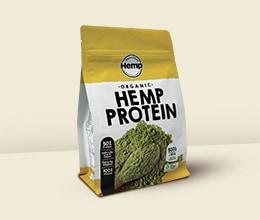 hemp protein packaging