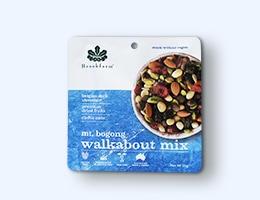 three side seal snack packaging