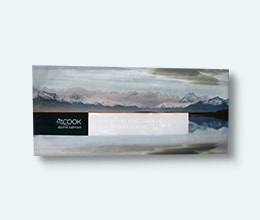 Salmon Carton Packaging