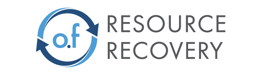 O F Resource Recovery Logo Landscape2