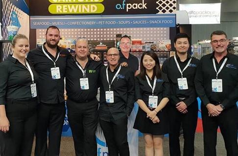 O F Packaging Team