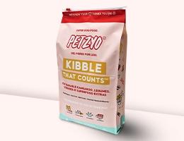 pet food gusset bag packaging
