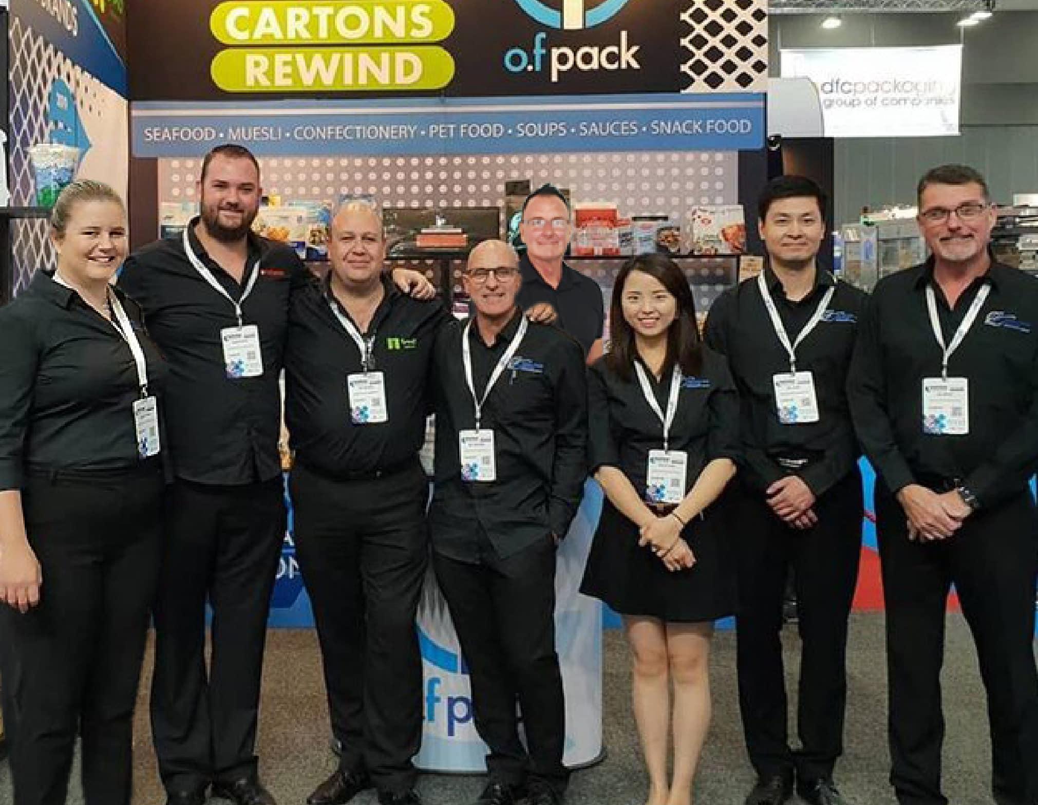 O F Pack Team