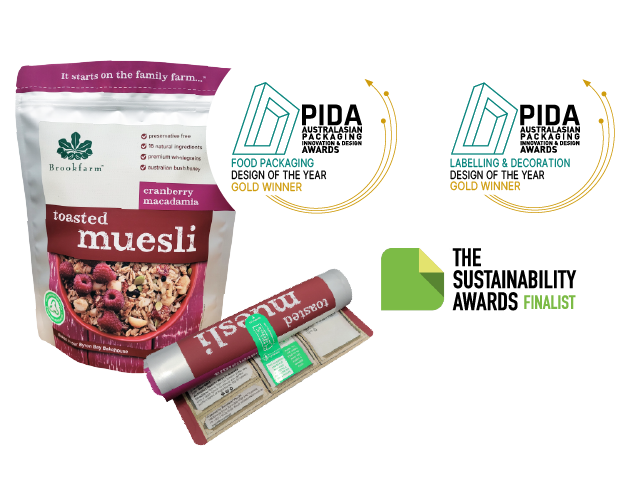 Custom Packaging for Muesli - 02