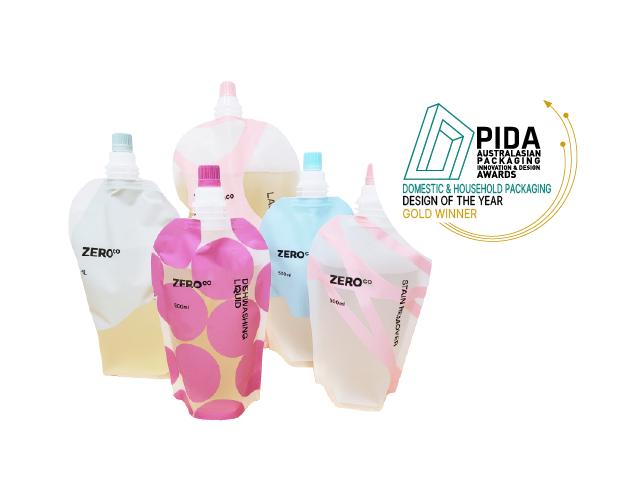 Detergent Packaging Design - 03