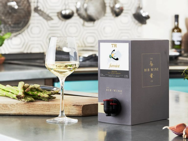 Boxed Wine Packaging - Sourced from The Guardian