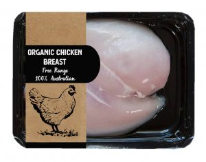 Carton Sleeves for Fresh Chicken Packaging