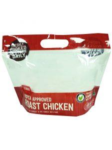 Roast Chicken Bag Packaging