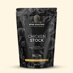 Chicken Stock pouch packagin